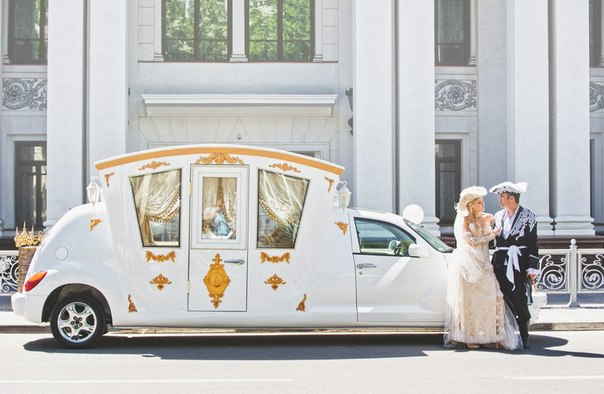 Лимузин-карета